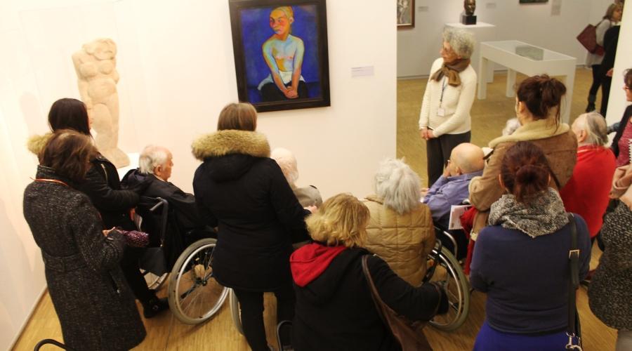 Musée & Alzheimer